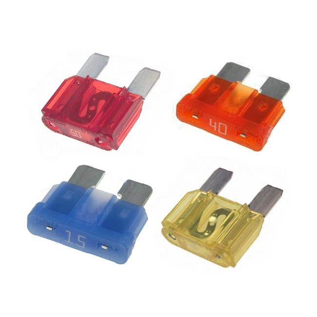 Высокое качество 09 KLS бренд Авто лезвие предохранитель сборки машины