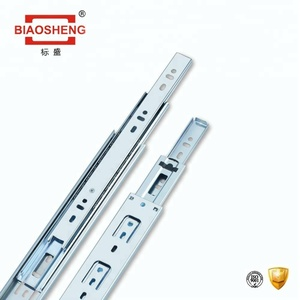 42mm Width Full Extension Heavy Duty Drawer Table Slide Rail