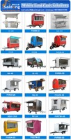 Electric Food Truck With Australian Standards With Factory Price ...