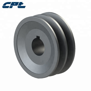 CPT American pulley double grooves 2AK22 V Belt sheave pulley