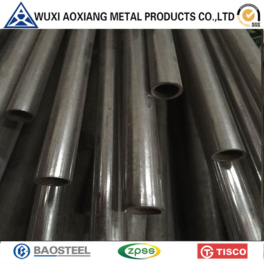 Customized 304 Stainless Seamless Steel Pipe With Different Size