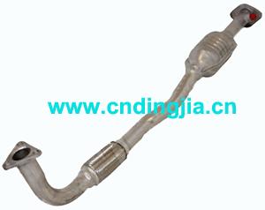 Pipe A-front Exhaust 96567434 / 96571321 For Daewoo Matiz 0.8 - 1.0