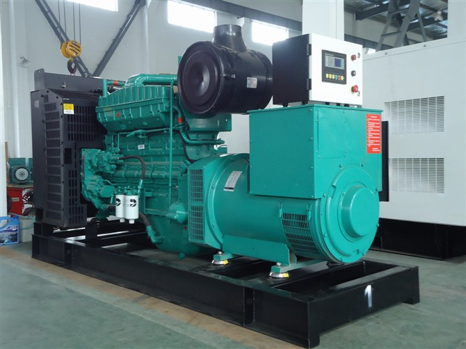 120kw 150kva 1500rpm alternator generator for sale used diesel engine