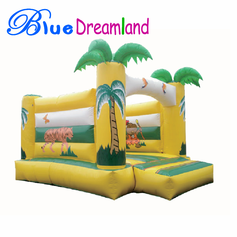 Top quality super games of inflatable fun city
