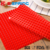 Top Search Baking Tools Silicone Baking Mat Red Pyramid Pan