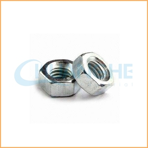 Made in China stainless steel lock hex nut m64