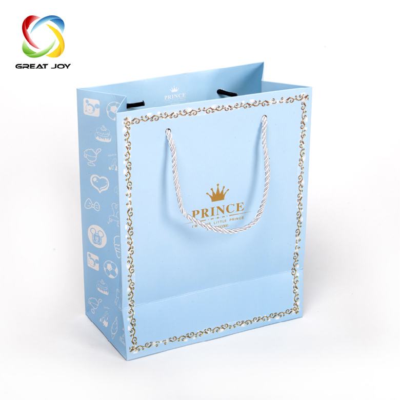 Printing Boutique Small Paper Gift Bag