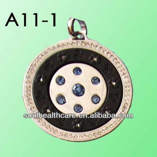 attrative design quantum science scalar pendant jewelry wholesale A11-1