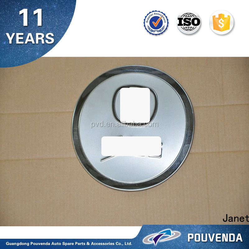 Car accessories stainless steel fuel tank cap / oil tank cover For Changan CS35 From Pouvend