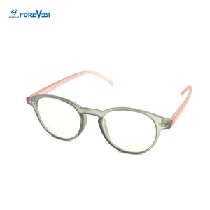 Custom Logo Is Available Bulk Plastic Reading Glasses Without Nose Pads