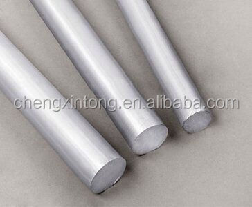 Aluminium runde bar aluminium bars/stange/bike