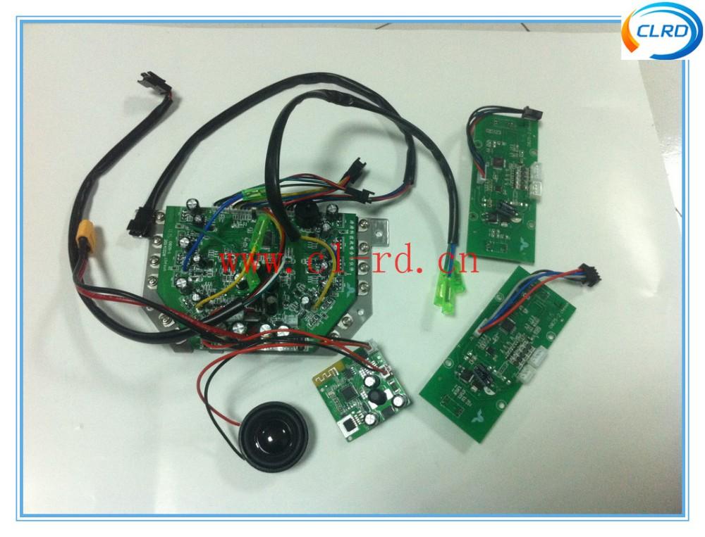 Self Balancing Scooter Bluetooth Receiver Kit + Speaker Hoverboard ...