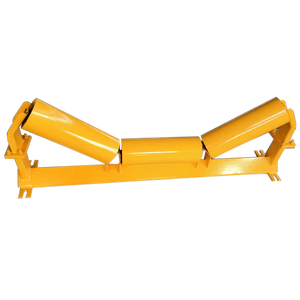 DIN powder coated mining stainless steel roller