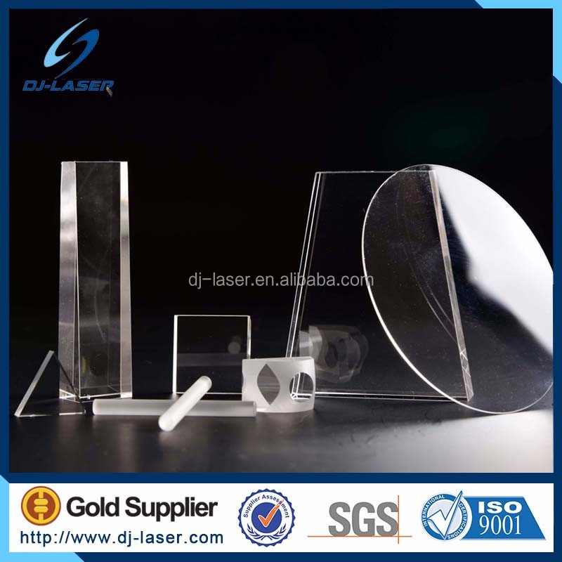 OEM optical grade sapphire optical large cylindrical lens with factory price