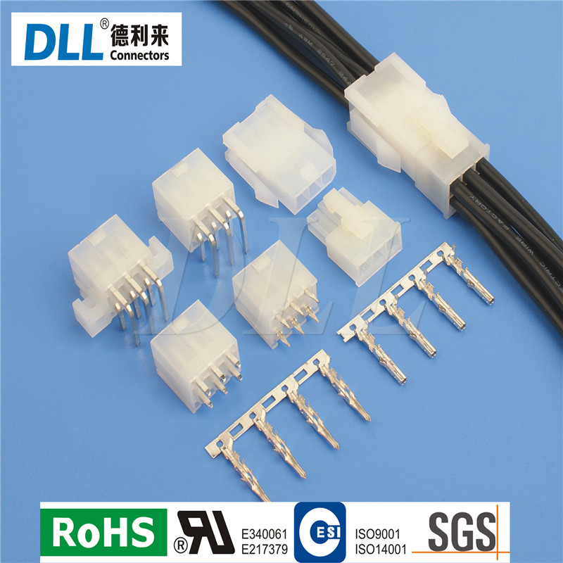 Electric Connectors 3-pin, Electric Connectors 3-pin Suppliers and ...