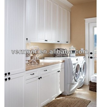 Australian Style Polyurethane Laundry Kitchen Cabinets Special With ...