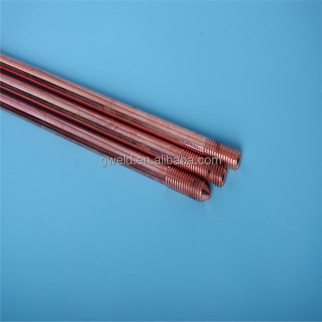Copper Clad Steel Ground Rod, Copper Clad Steel Ground Rod Suppliers ...