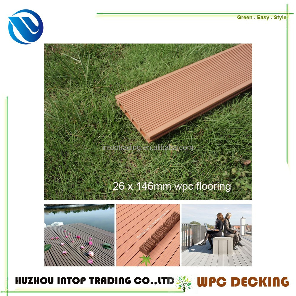 This is just it! wpc material the floor for outdoor