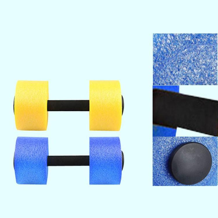 Portable Aquatic Dumbbells Water Aerobic Equipment Swimming ...