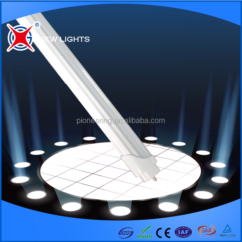 Hot selling Ra80 Long Lifespan OEM SMD 2835 5W 9W 12W 18W 24W 12v led emergency tube light t8