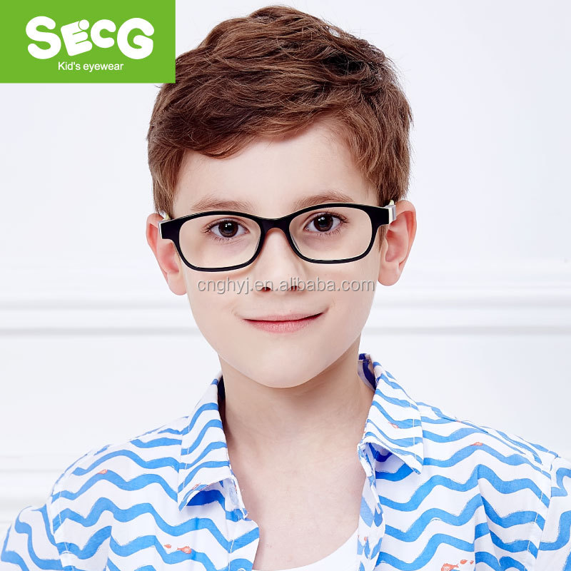2015 Latest Design TR90 Eyeglasses Frame with Changeable Temples