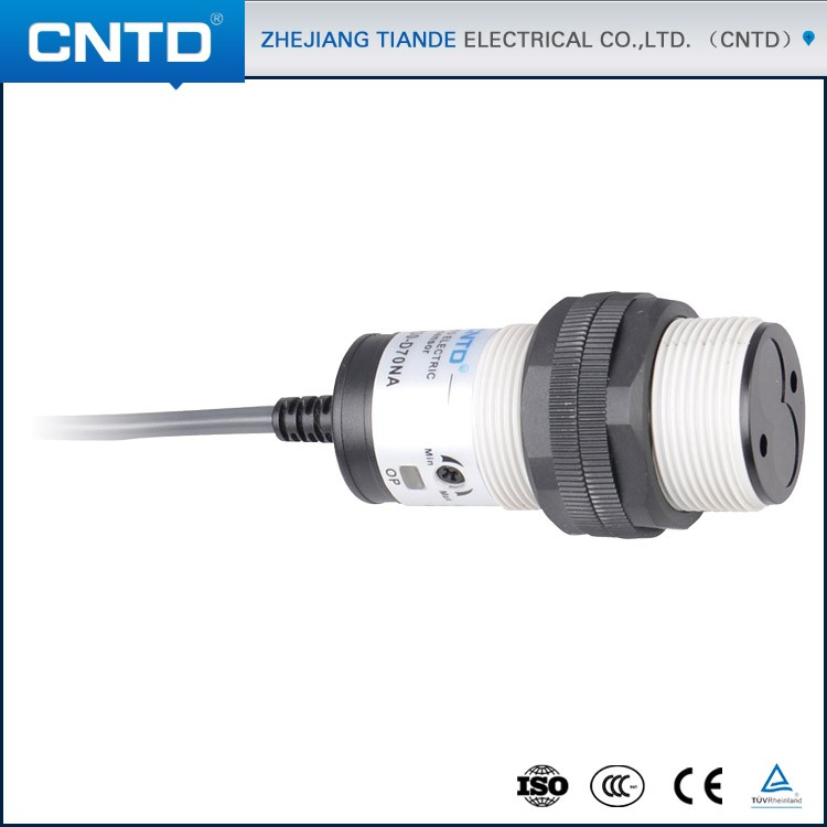 CNTD High Demand Products To Sell Photoelectric Sensor Switch With Photoelectric Beam Detector