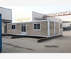 light prefabricated mobile 40ft coffee shop container house