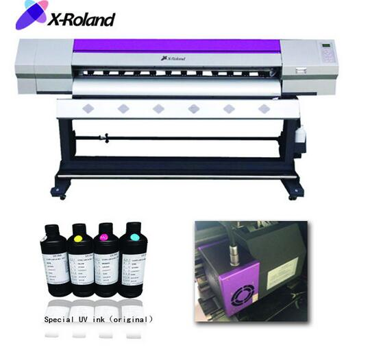 High Speed Roland UV Digital Inkjet Plotter Printer, Digital Printing Machine Price for Banner Flex Vinyl