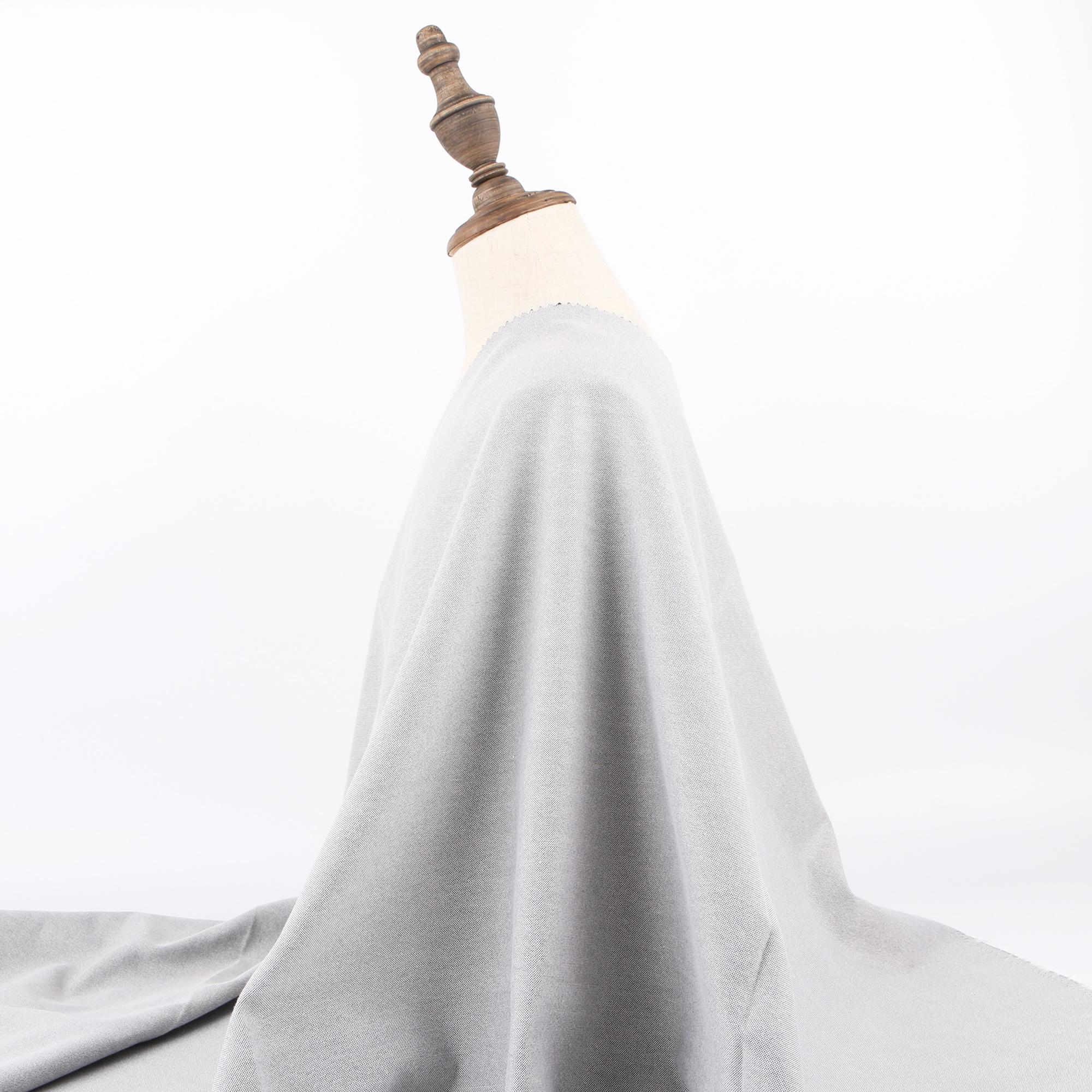 cvc 55 45 woven cotton polyester oxford shirt fabric for man garment