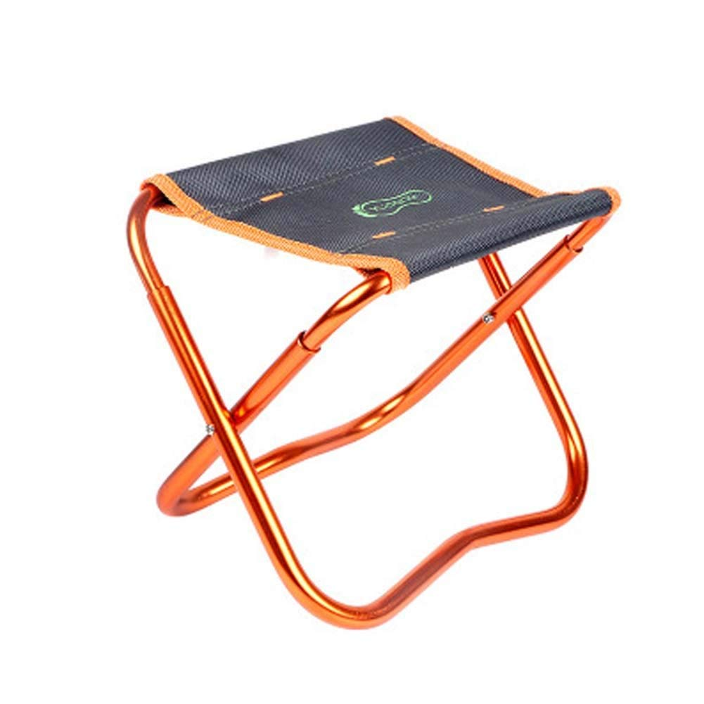 DIBIO Folding Chair,Ultralight Camping Chair Outdoor Folding Chair Mini Folding Stool for Beach, Picnic Party, Camping, Barbecue, Fishing, Hiking, 600D Oxford Cloth Portable Lightweight Waterproof