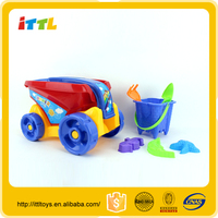 Promotion Kids summer beach truck toy beach truck toy