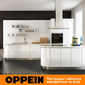 High Gloss Acrylic Kitchen Cabinet Color Combinations