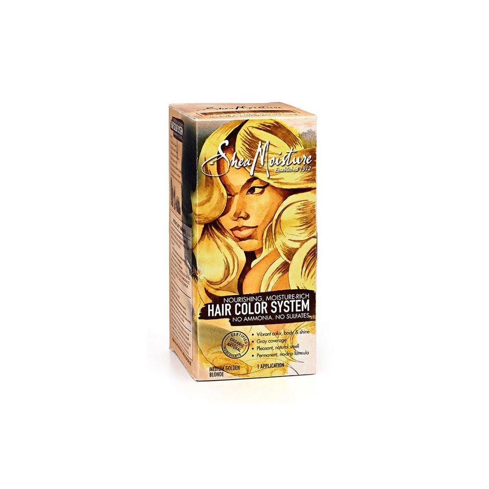 Cheap medium golden blonde hair color find medium golden blonde get quotations shea moisture hair color system medium golden blonde nvjuhfo Choice Image