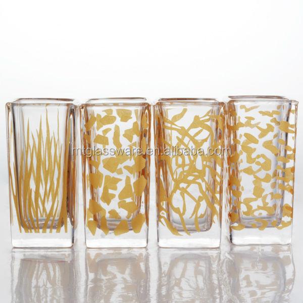 astilla leopardo cebra jirafa cristal de cristal al por de