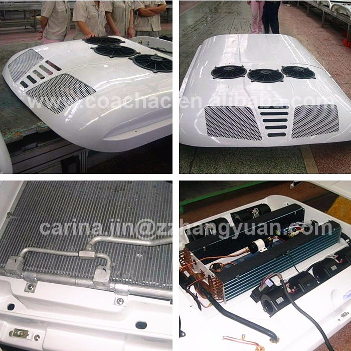 Cooling Capacity 22kw 12v Cars Ac Mini Air Conditioner For Sleeper Bus