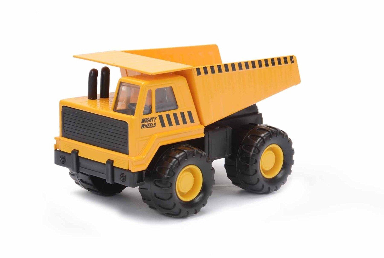 """Mighty Wheels 7"""" Dump Truck"""