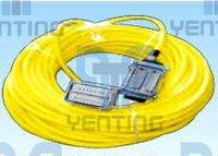 REMOTE CONTROL CABLES FOR CONCRETE PUMP