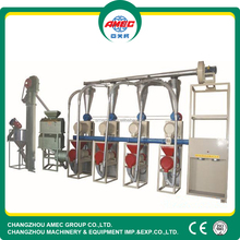 10ton per day commercial maize corn flour milling machine