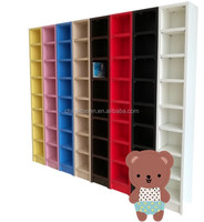 unique high narrow melamine particle board CD racks