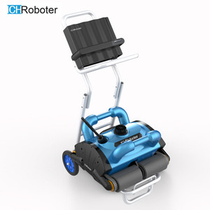 2013 hot sell automatic cleaning robot with stair climbing function for swimming pool
