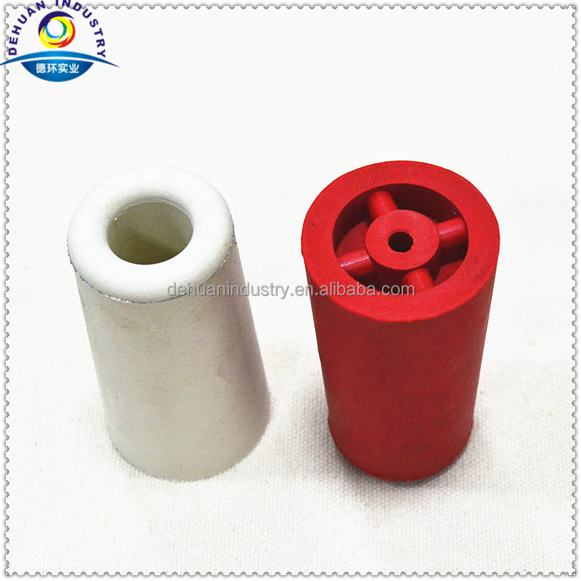 rubber stopper door stops for glass shower door