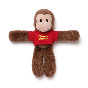 Affe Snap Handgelenk Armband Baby Kinder Plüsch Spielzeug