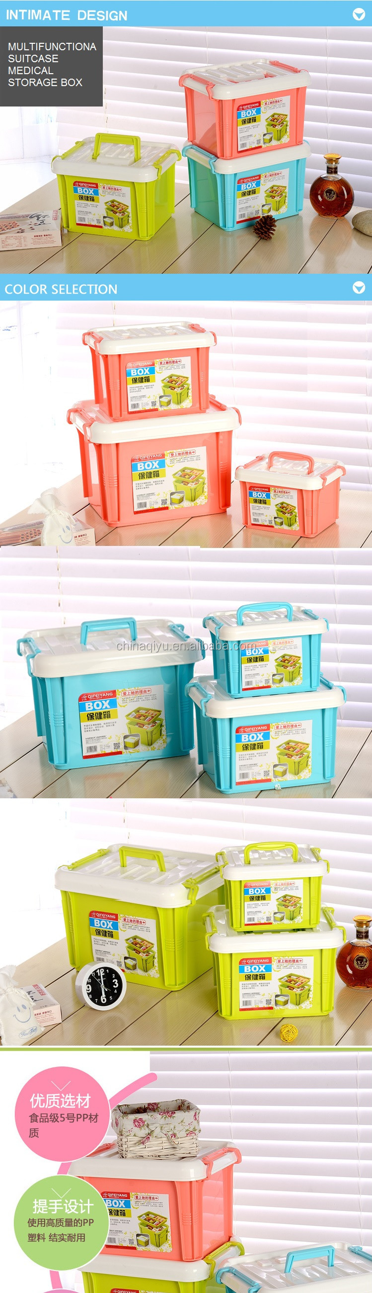 Plastic Storage box Medical boxes Sewing storage boxes  sc 1 st  Alibaba & Plastic Storage Box Medical Boxes Sewing Storage Boxes - Buy Plastic ...