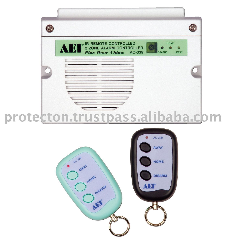 D2) Ac-339 Ir Remote Controlled Alarm