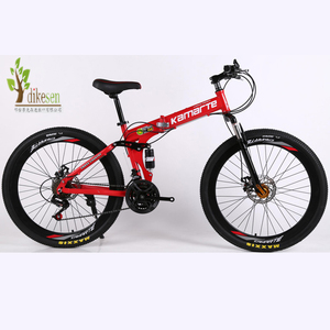 26 inch 21-Speed Mountain Bicycle 2019 folding mountain bike /Factory Outlet Bicycle/Bicycle Export made in china