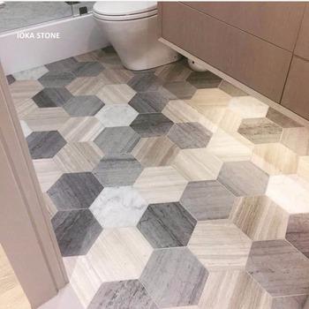 Indoor Decoration Waterjet Floor Tile Pattern Mosaic Marble Patterns Tiles Design