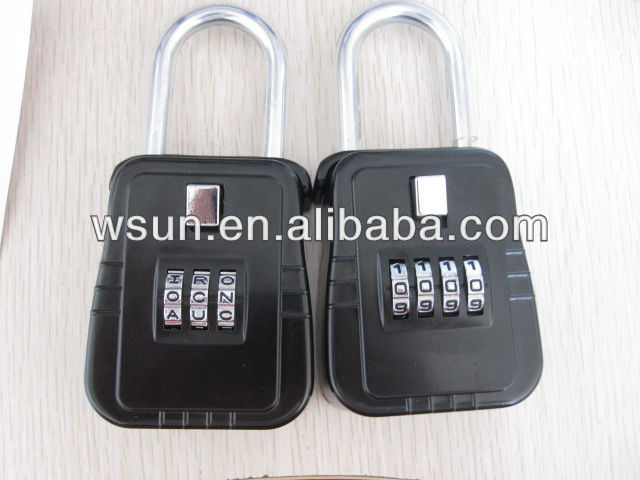 4-3 DIGIT ALPHA REAL ESTATE LOCK BOXES