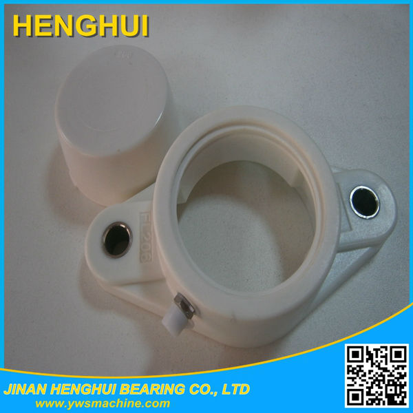 Thermoplastic bearing housings and Stainless steel pillow block bearings