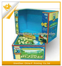 baby toys hanging paper packaging box