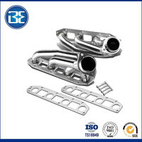 exhaust manifold long tube header for 05-09 Dodge charger Magnum/Chrysler 300